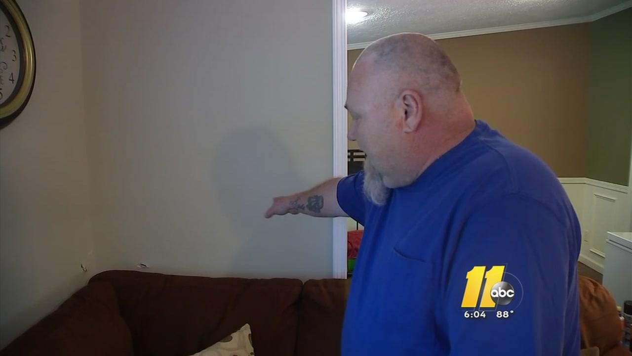 ABC11 Exclusive: Orange County family shaken after drive-by shooting