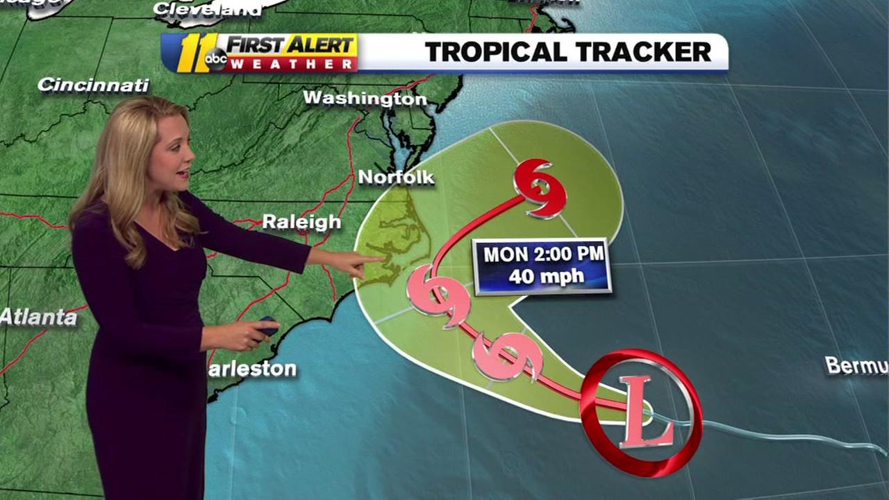 ABC11 tracking tropical weather developments
