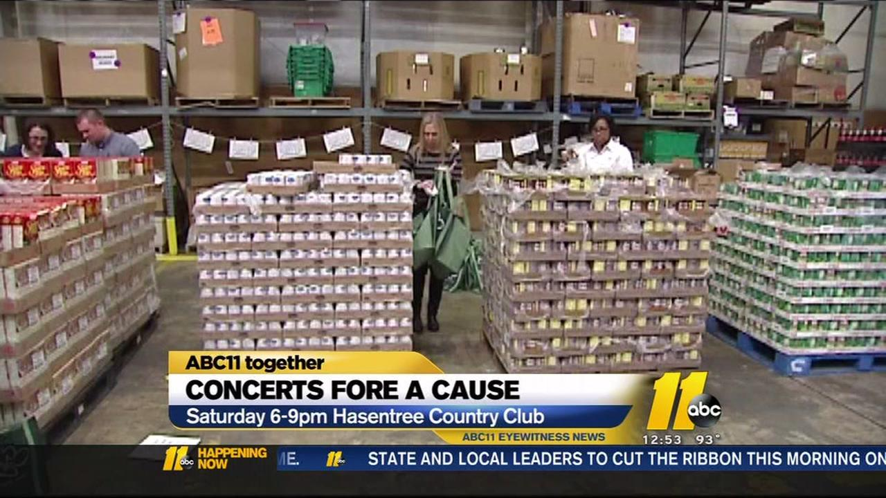 Concerts fore a Cause
