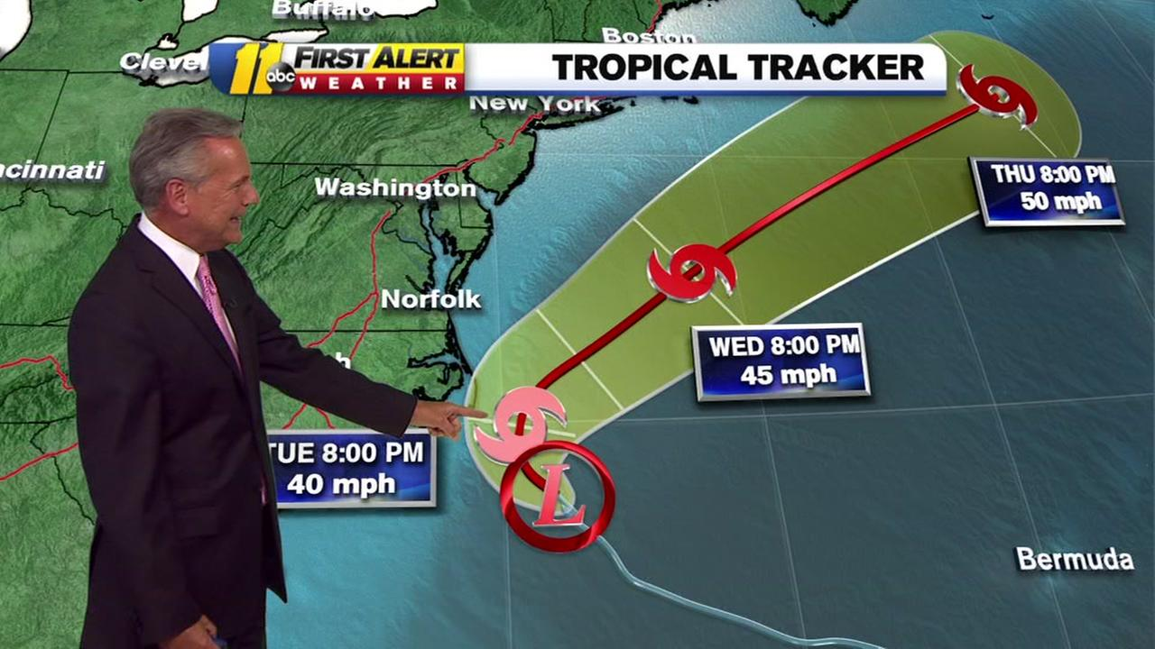 ABC11 tracking two storms headed for NC