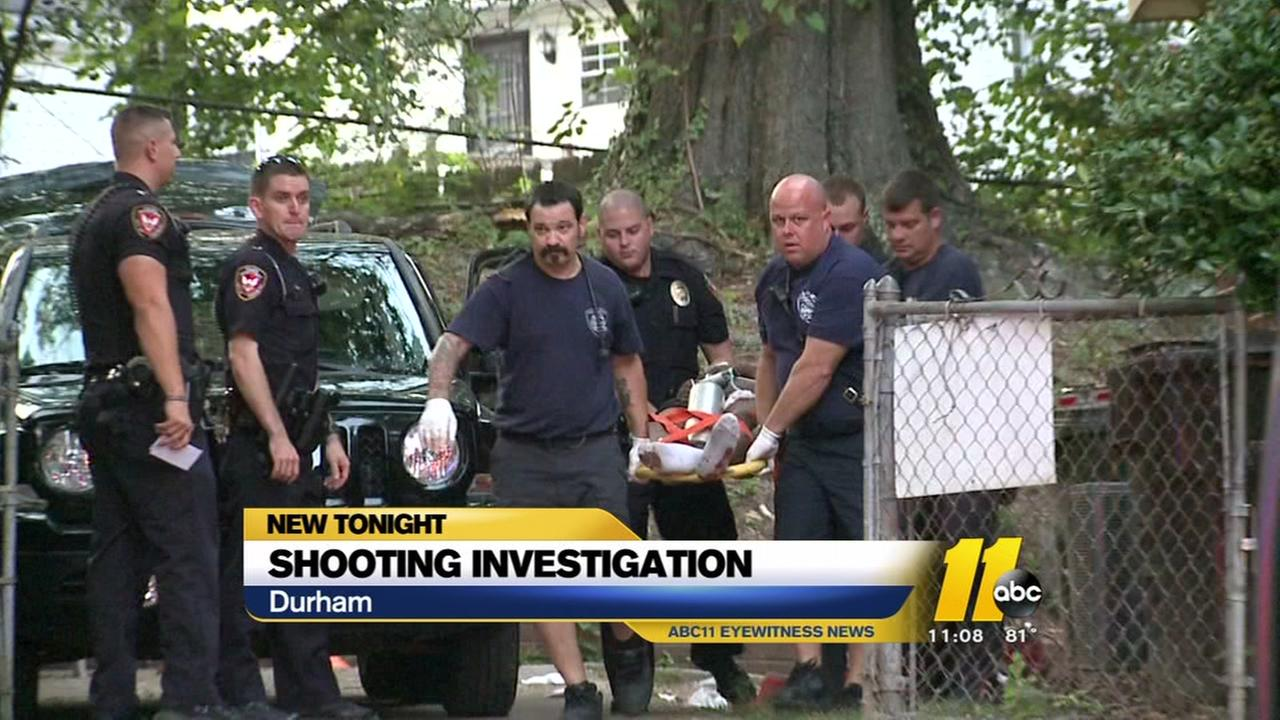 Shooting investigation underway in Durham