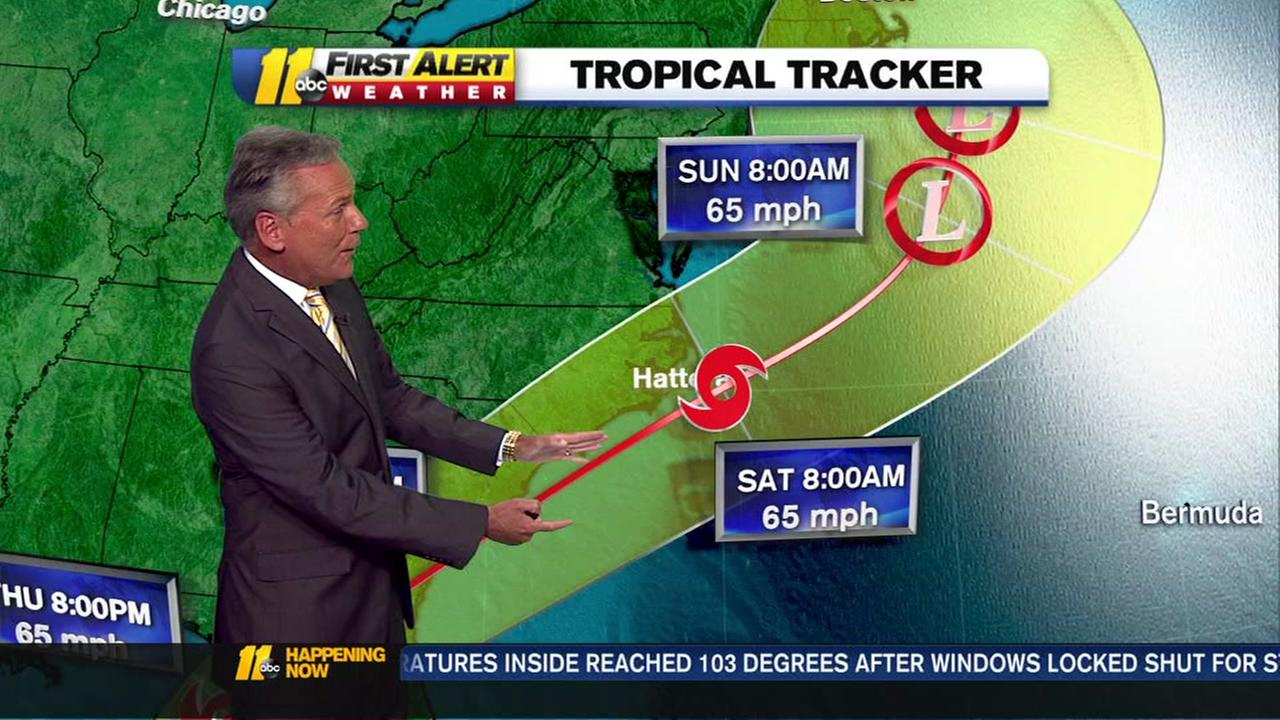 Chris Hohmann tracks the latest on the tropics