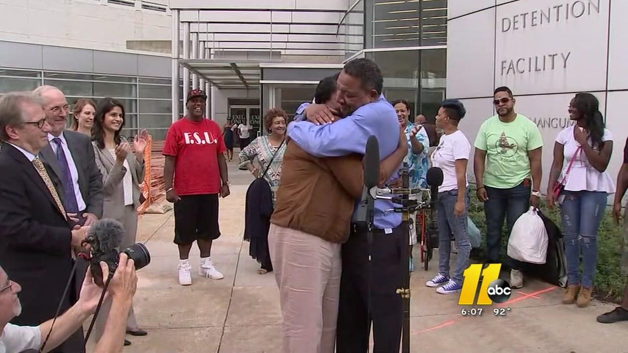 Man freed from jail after 21 years