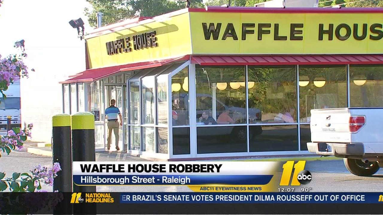 Bring A Dog Into Waffle House