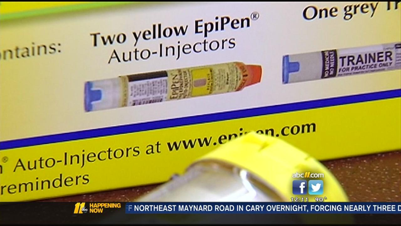 Maker of Epipen being investigated