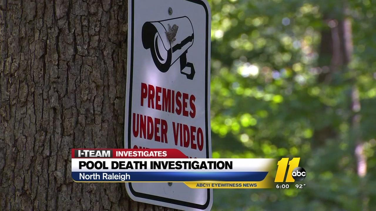 Pool death investigation continues