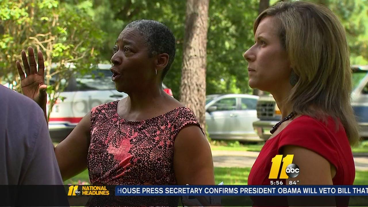 Woman finally gets new roof with help from ABC11 Troubleshooter