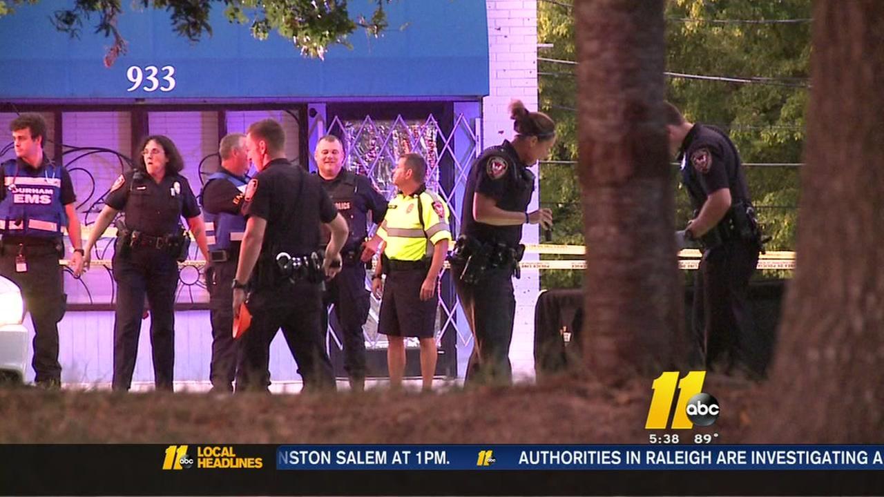 Victim identified in Durham shooting