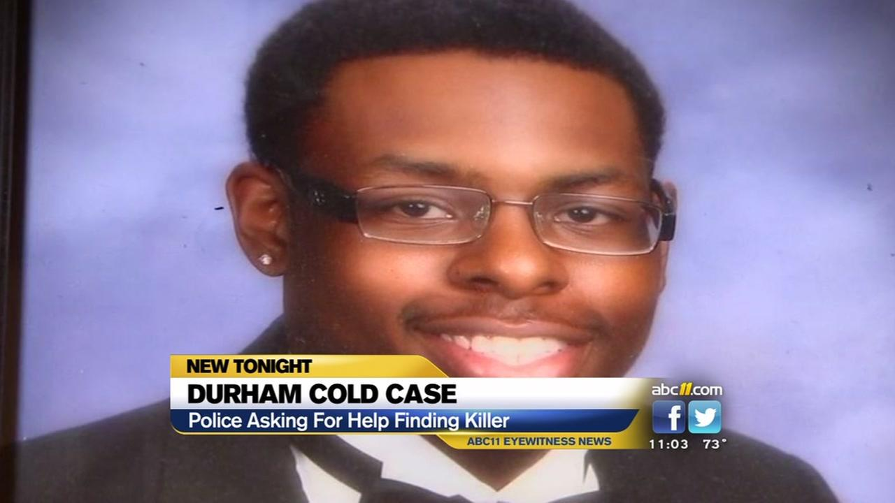 Durham police ask for help in cold case murder