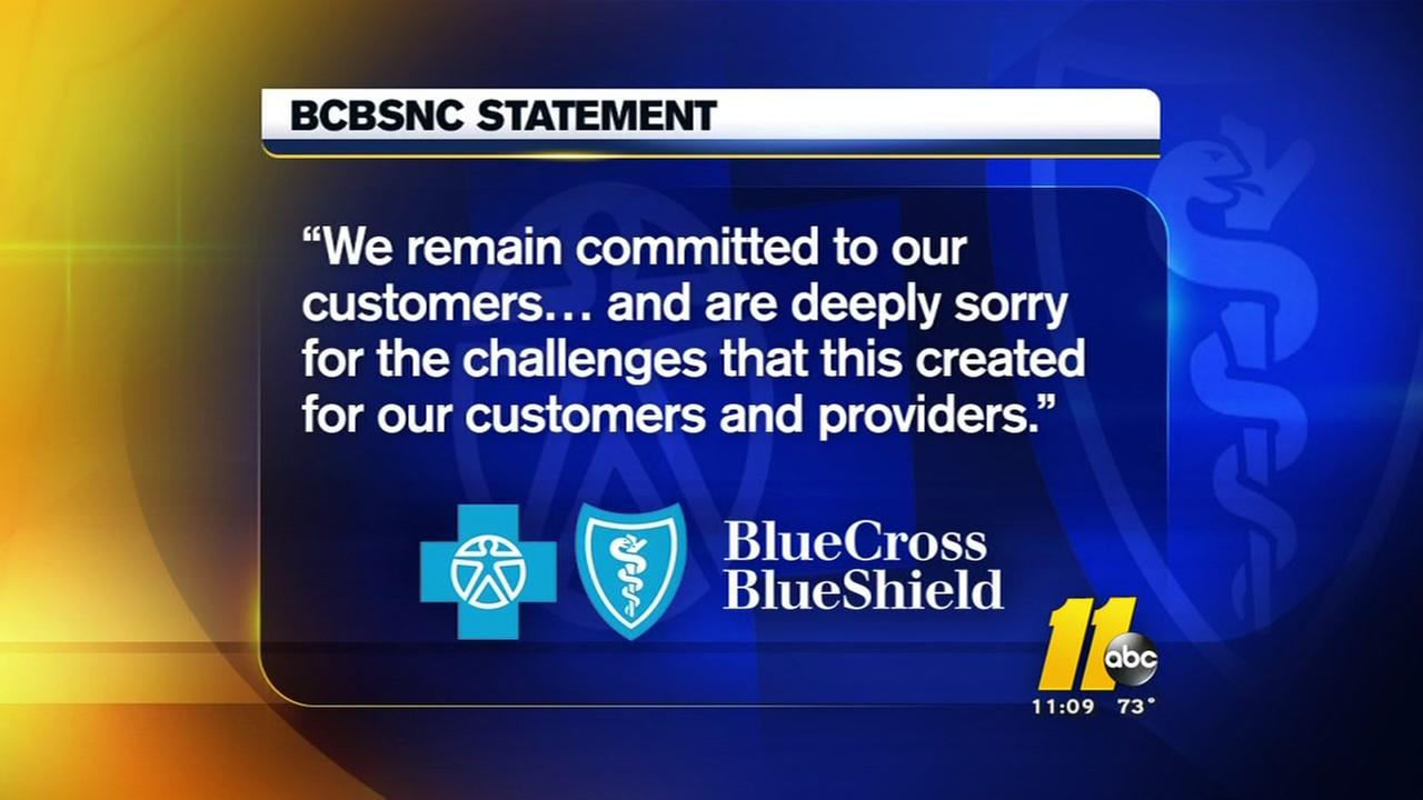 BCBS fined for customer service problems