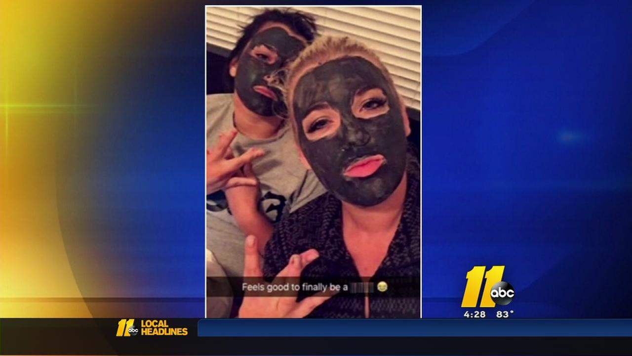 Students expelled over racist Snapchat