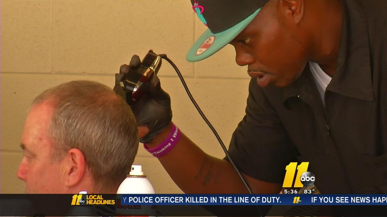 Bull City lends a helping hand to veterans