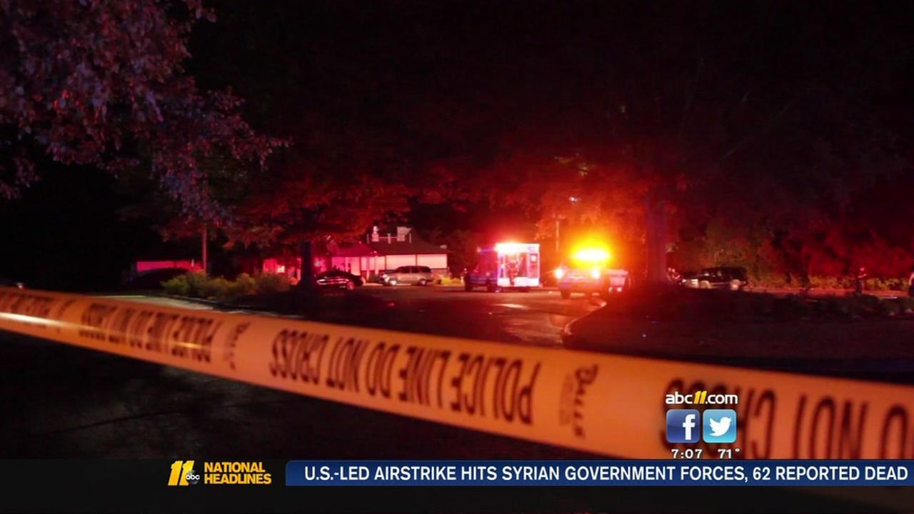Woman shot in Fayetteville club parking lot