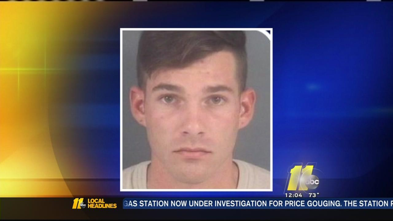 Fort Bragg soldier charged with rape