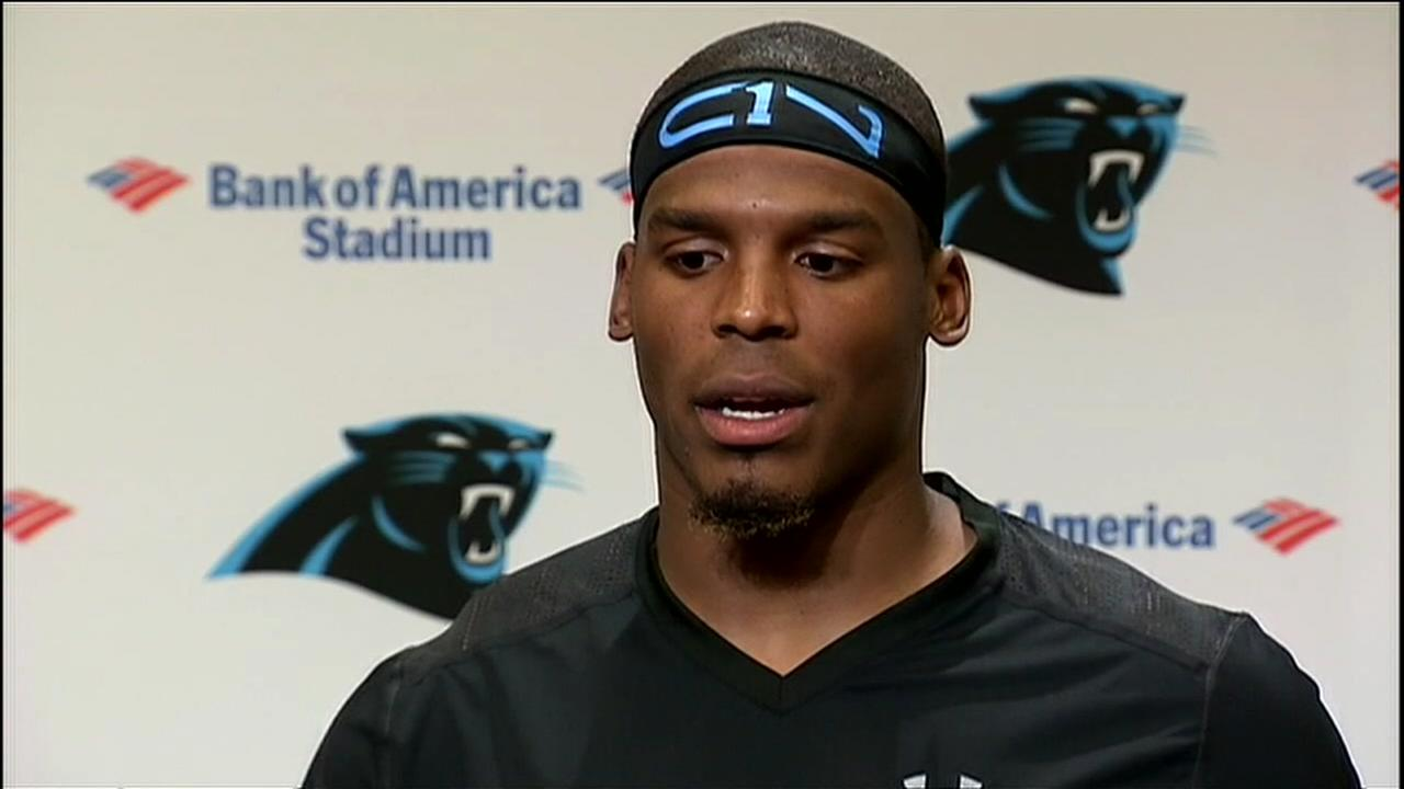 Cam Newton speaks out on social issues