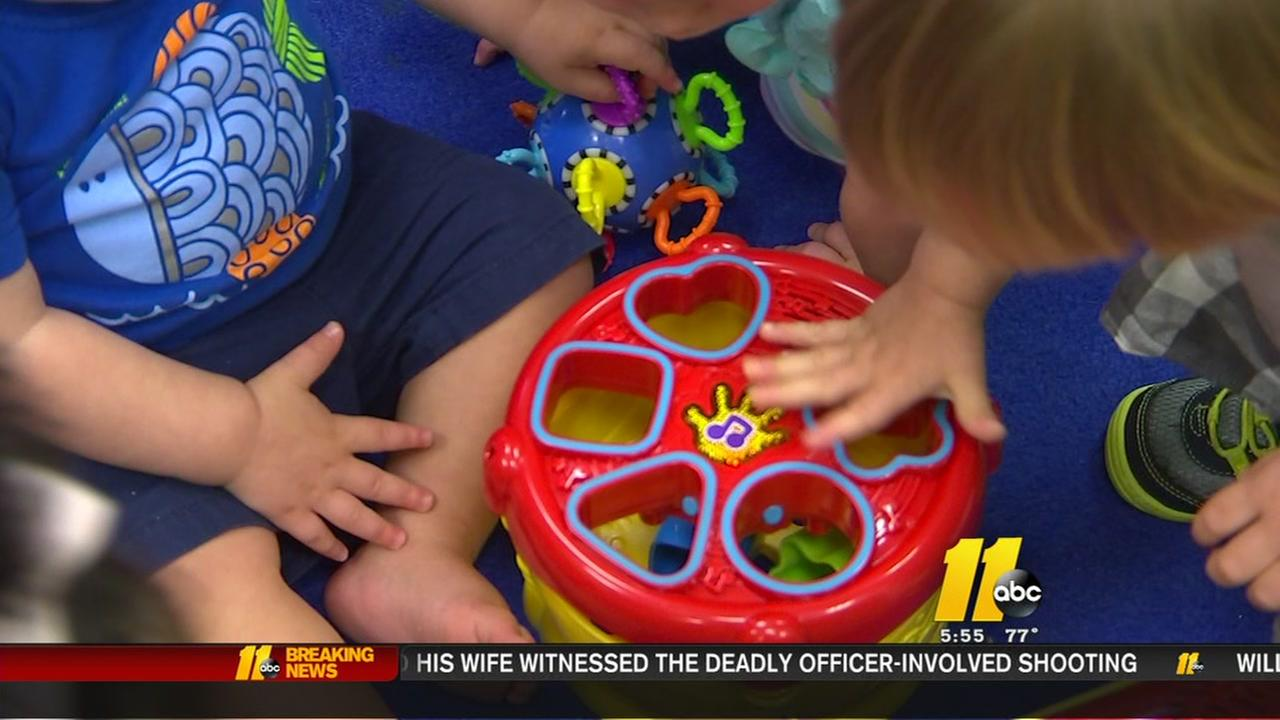 Local children test toys for the holidays