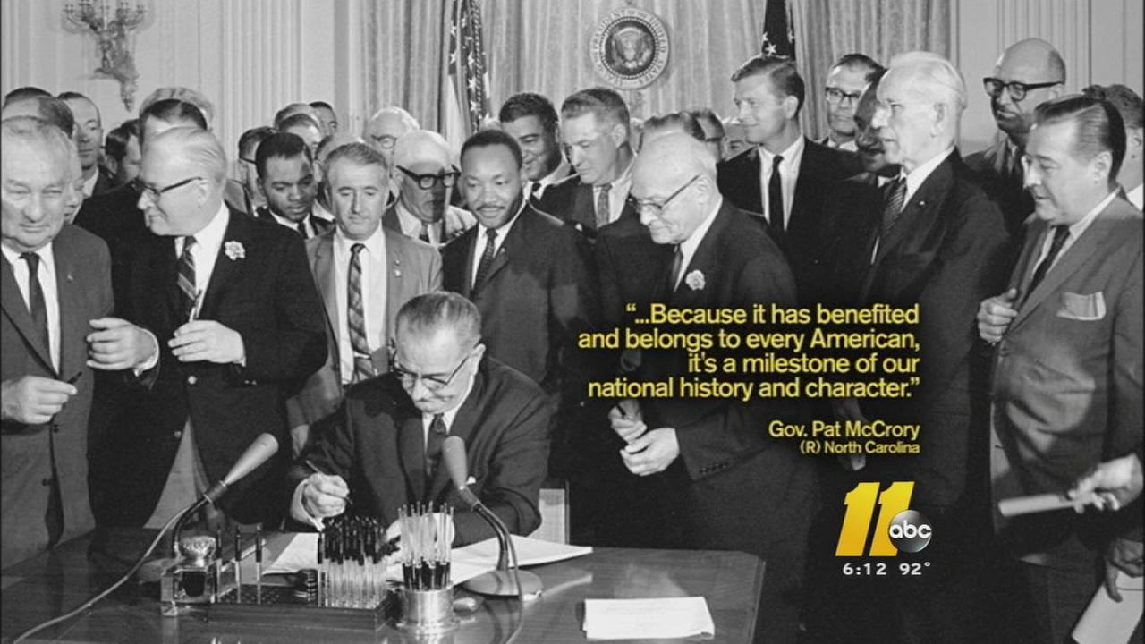 50th Anniversary of Civil Rights Act