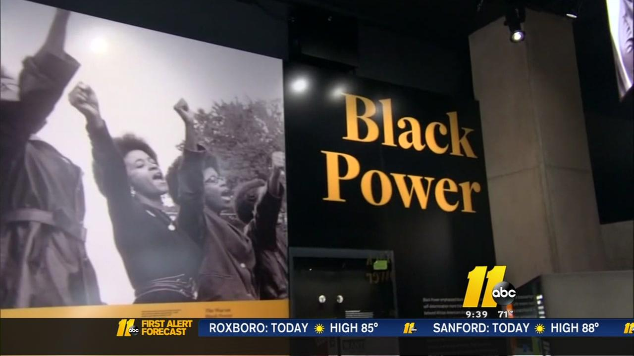 Museum of African American History opens