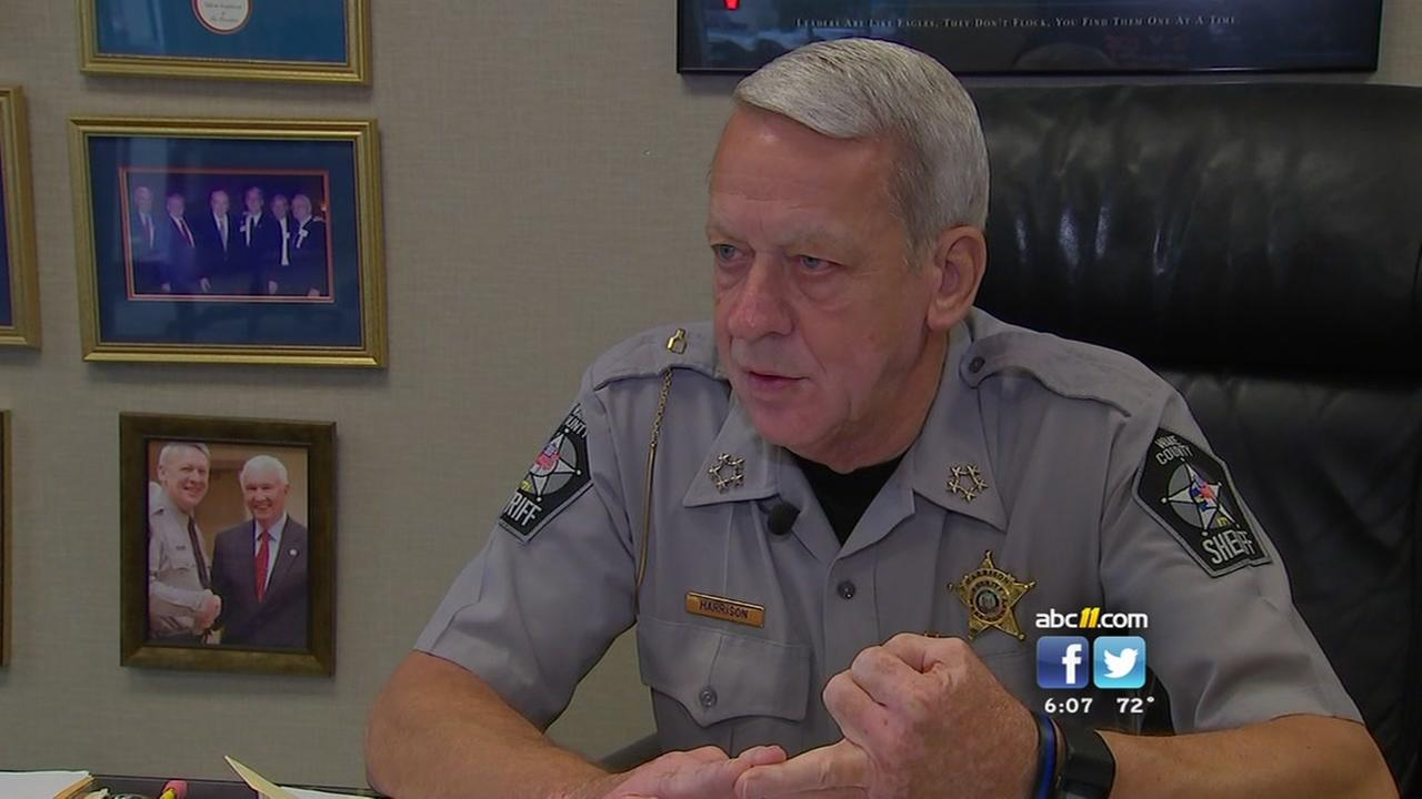 Wake County sheriff calls for more uniform transgender policies