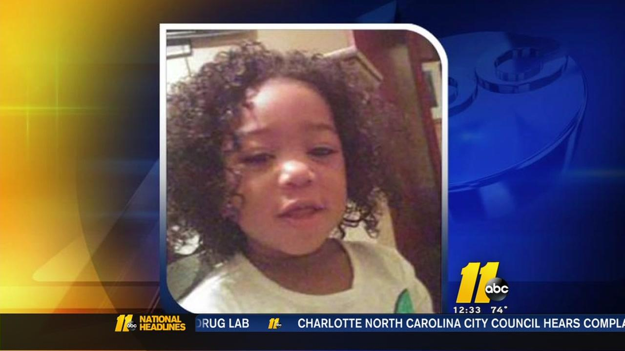 Two-year-old girl in Rocky Mount found, Amber Alert canceled