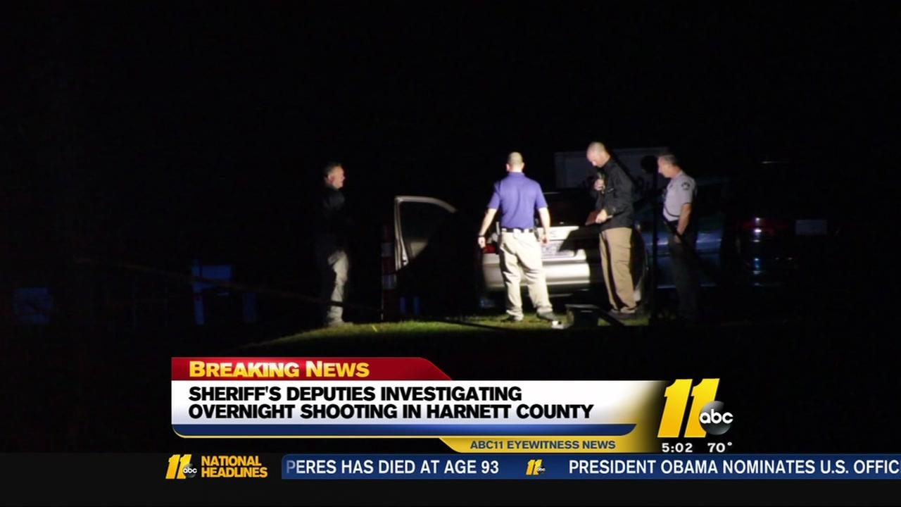 2 shot in Harnett County, 1 dead