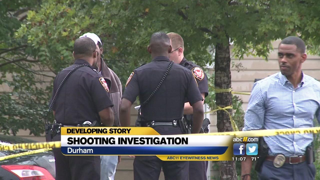 Durham police investigate shooting