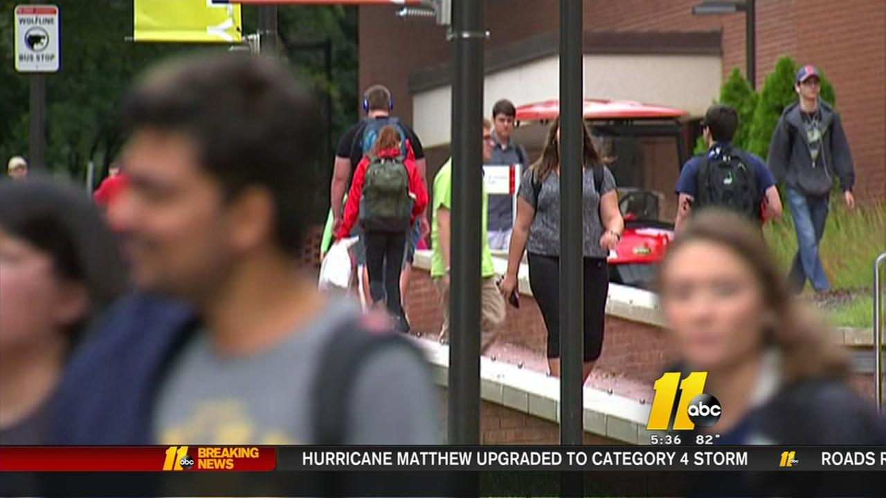 Legal experts weigh in on racially charged comments at NCSU