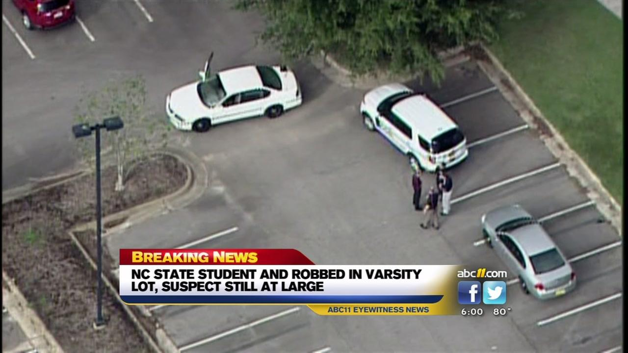 Student stabbed near NC State campus
