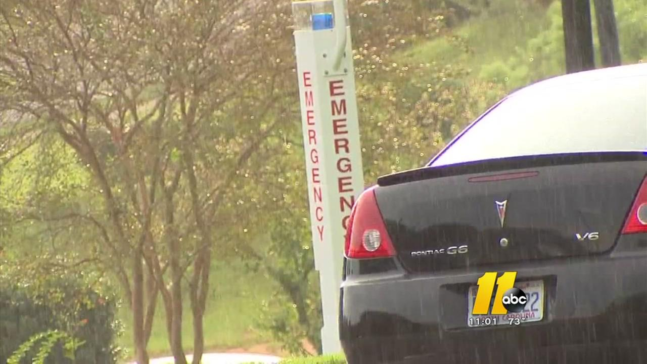 Student stabbed, robbed near NC State