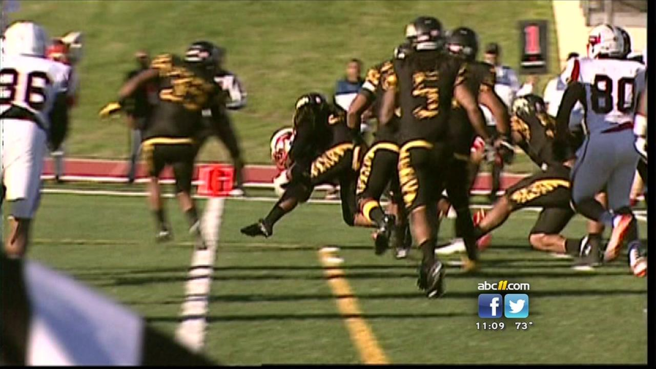 CIAA pulls football championship from NC over HB2