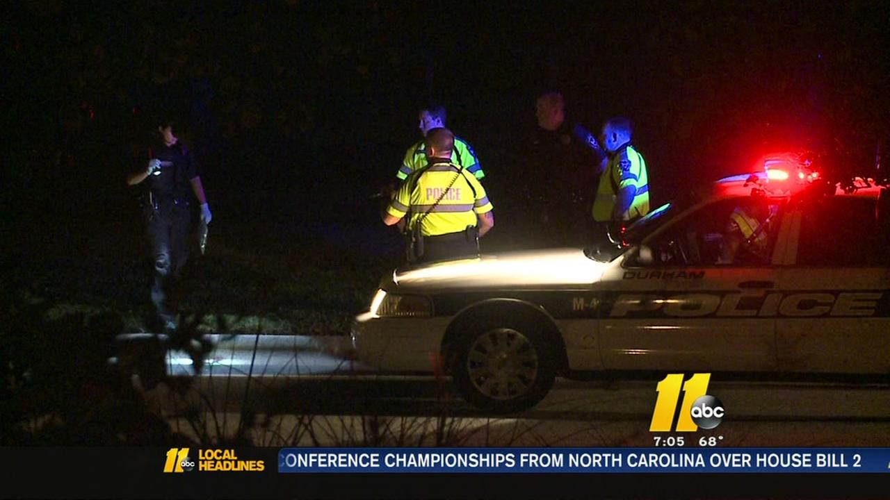 1 hurt in Durham shooting