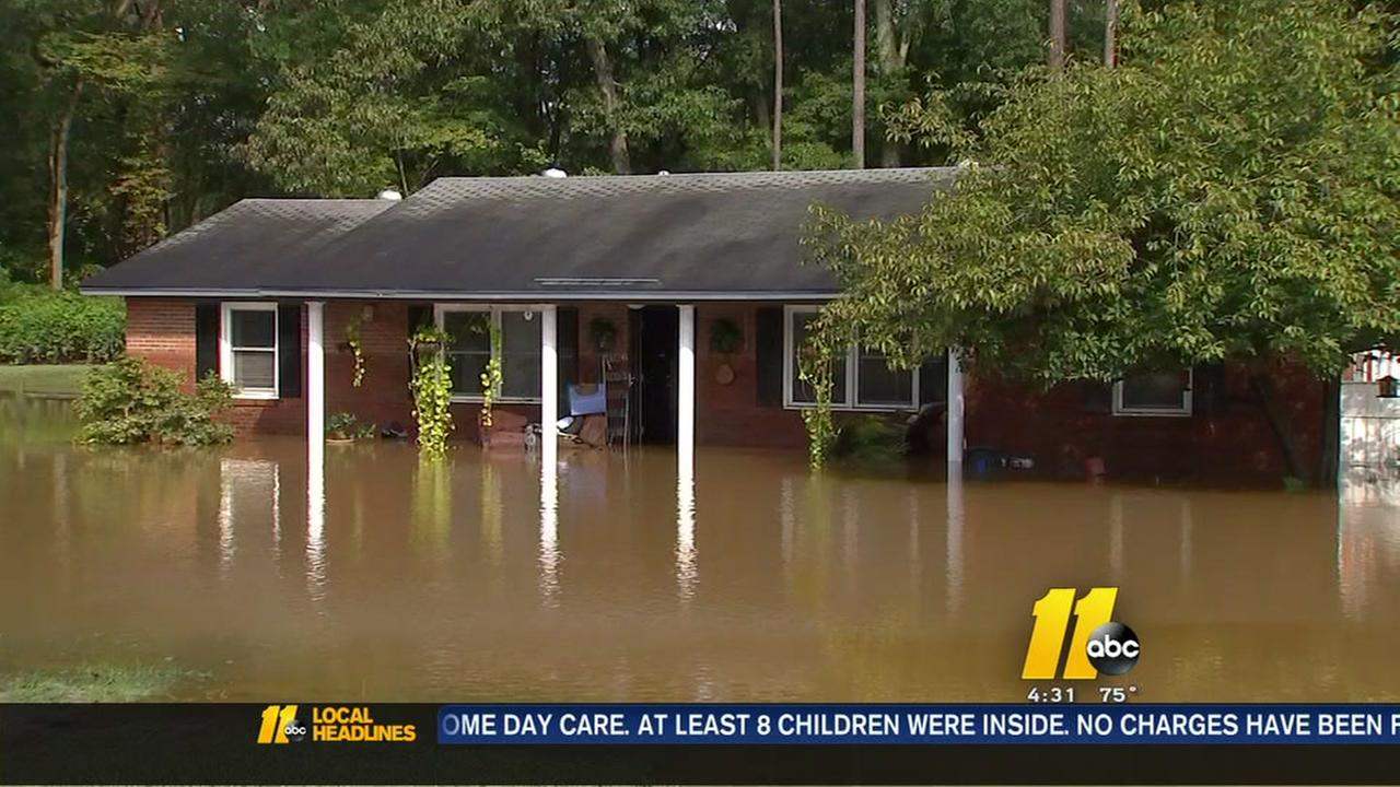 Flooding concerns in Cumberland County