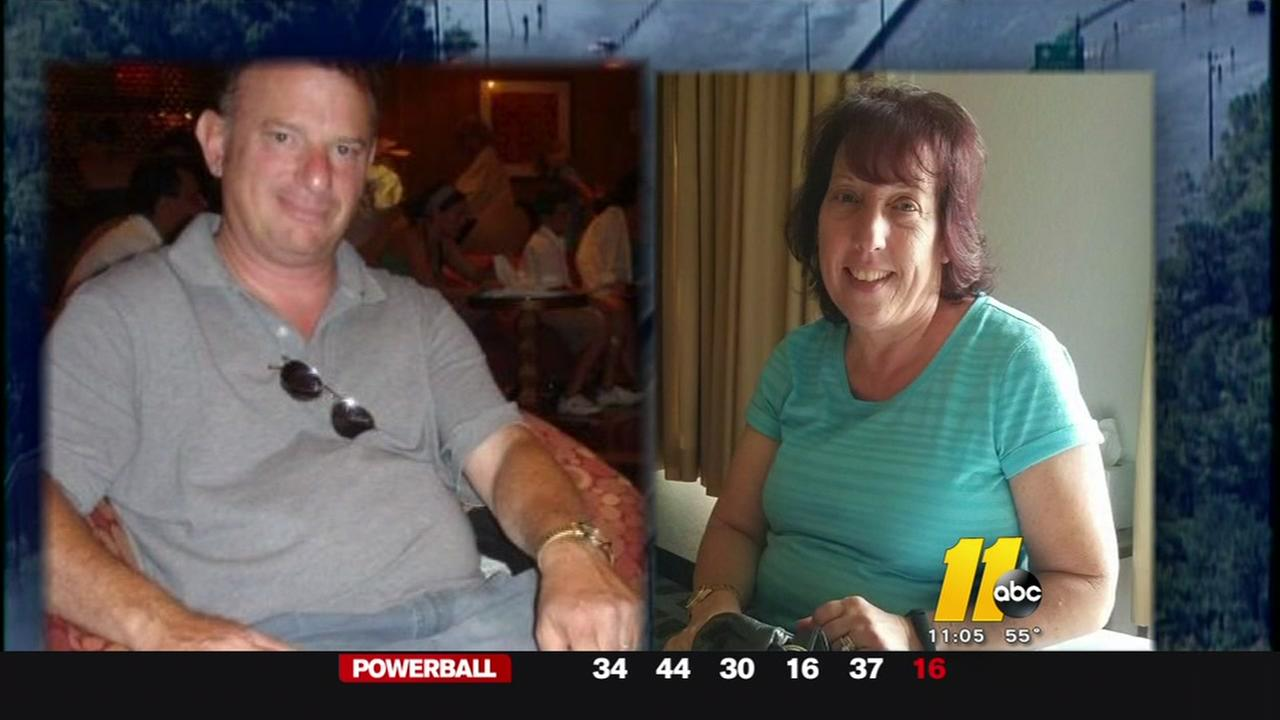 Man escaped Lumberton floodwaters but his wife is still missing