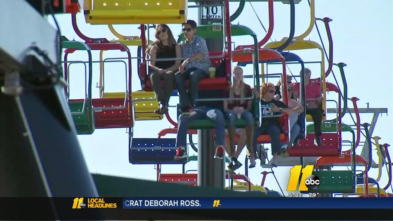 State Fair a welcome distraction from the floods