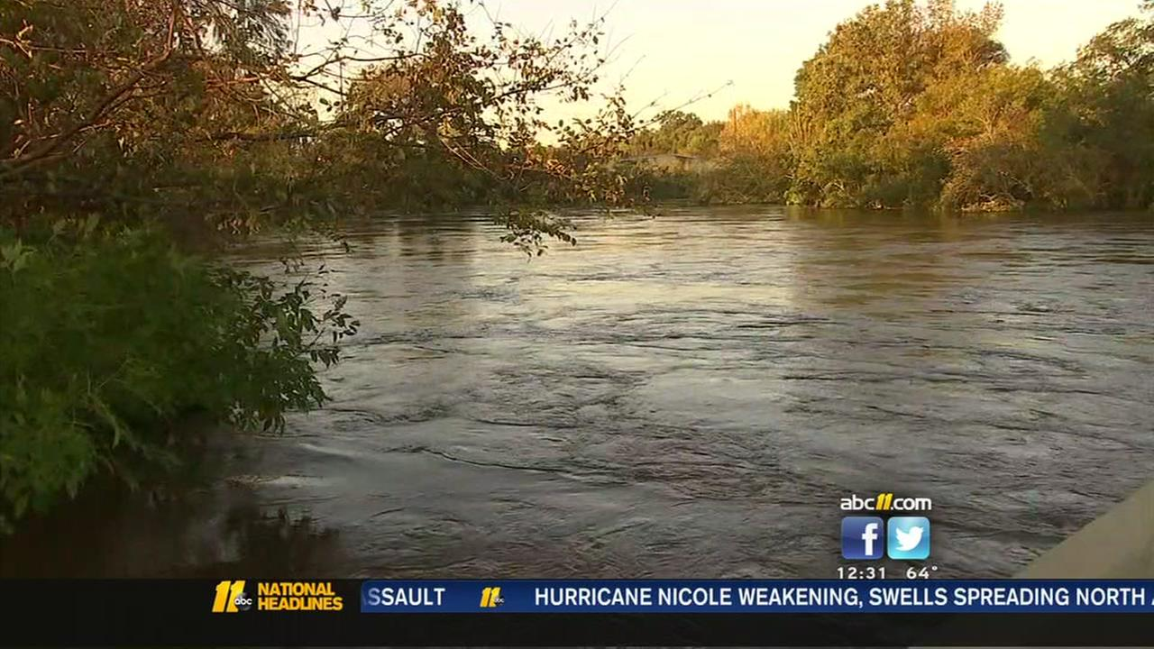 Neuse River expected to crest Friday