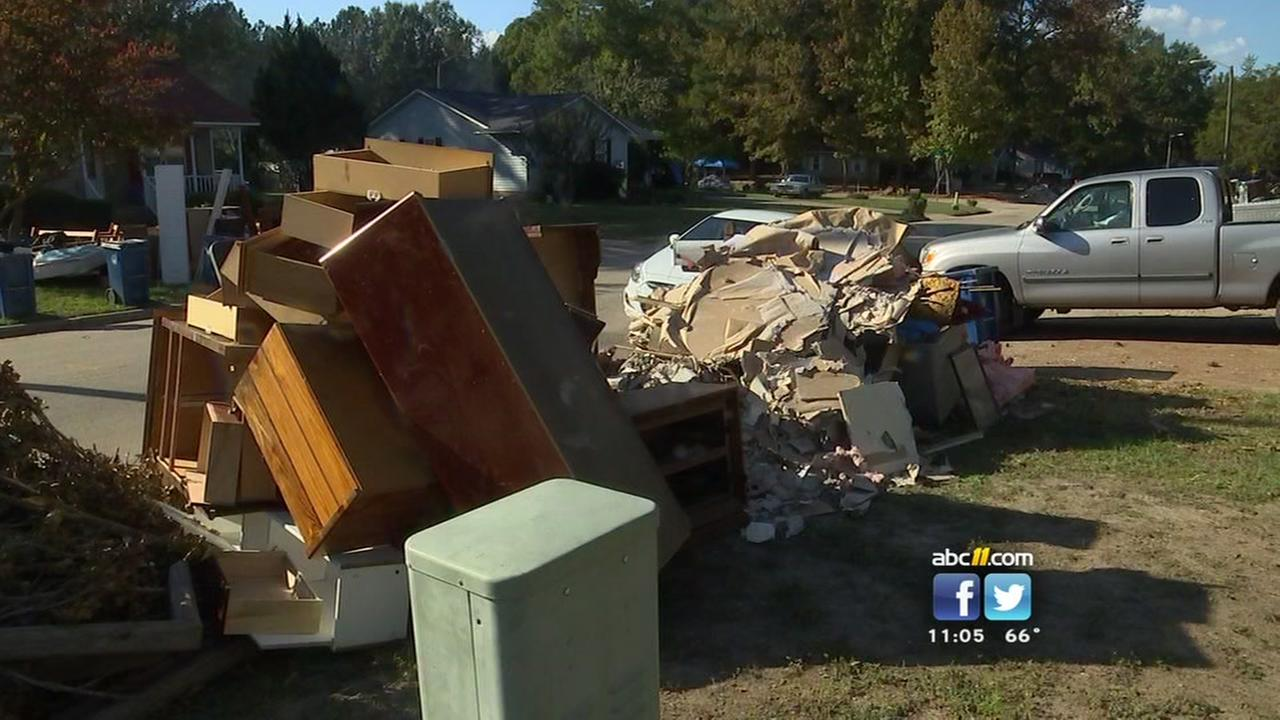 The latest on recovery efforts after Hurricane Matthew