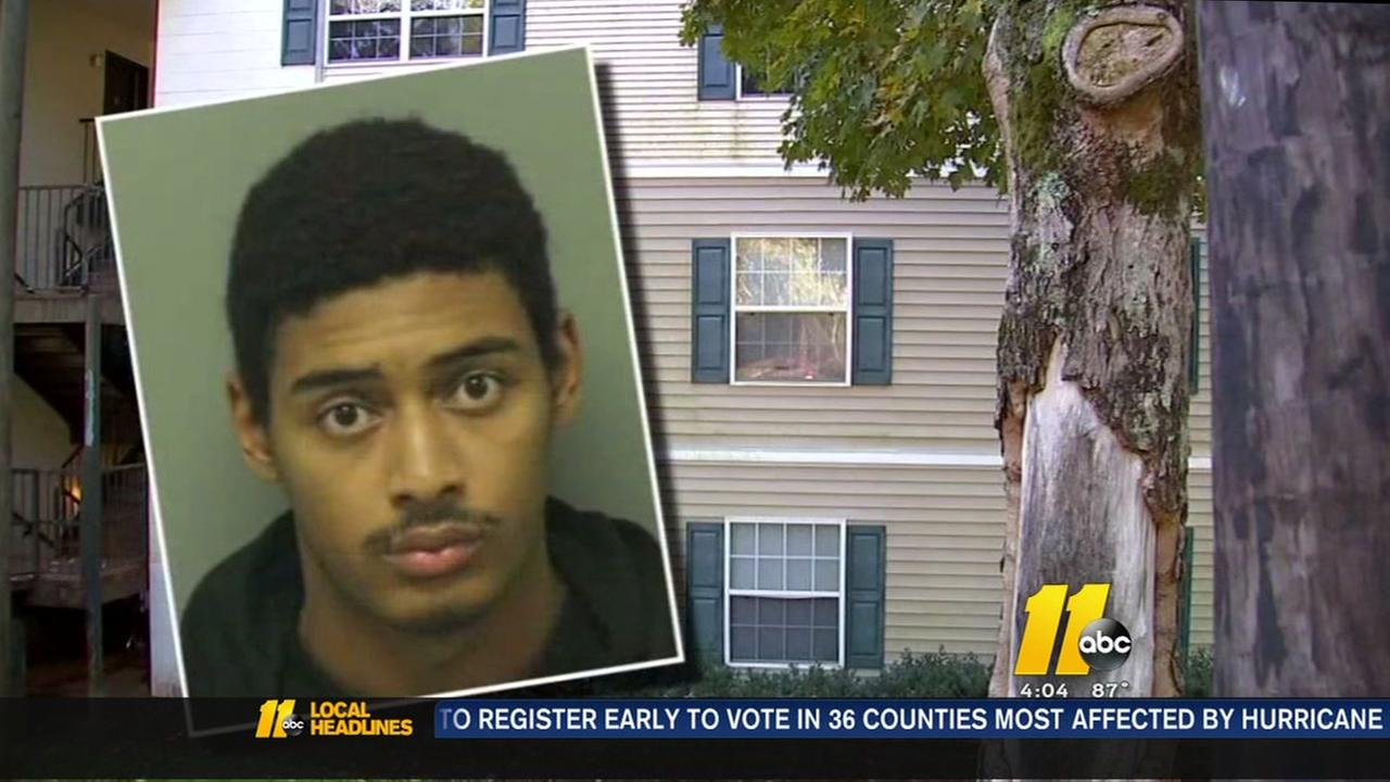 Man charged with death of infant in Raleigh