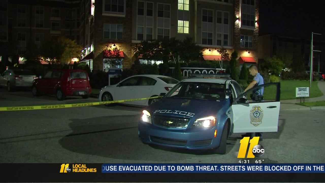 Woman shot in the face at Raleigh apartment complex