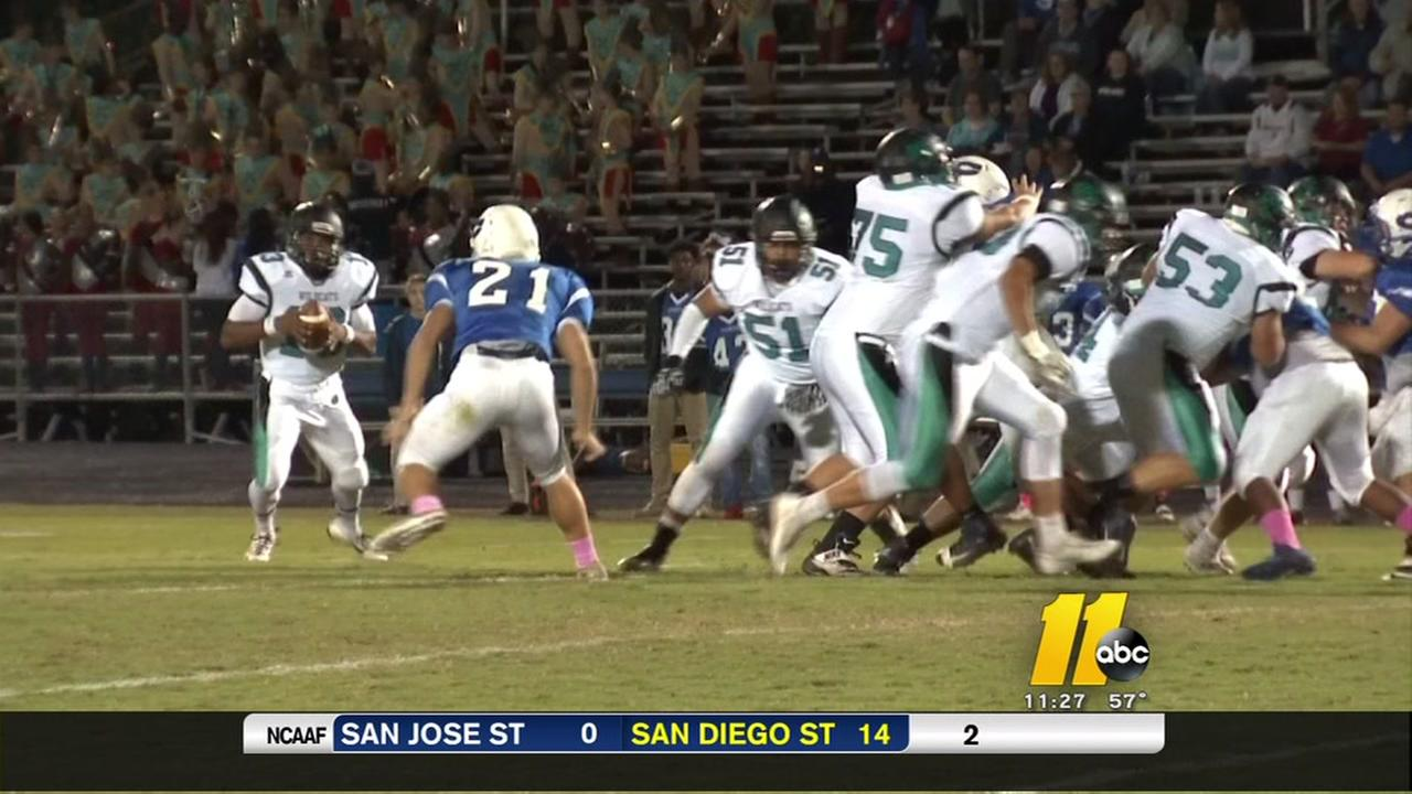 High school football highlights Oct. 21