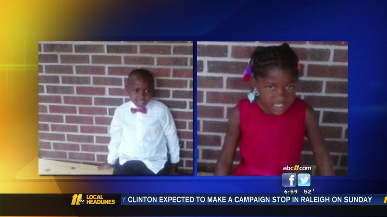Amber Alert issued for missing Pitt County children