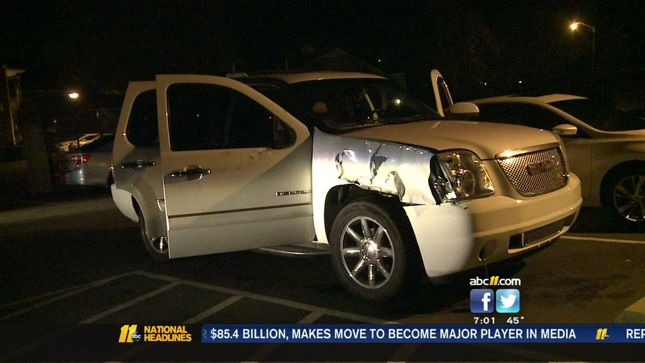 Durham police investigate hit-and-run