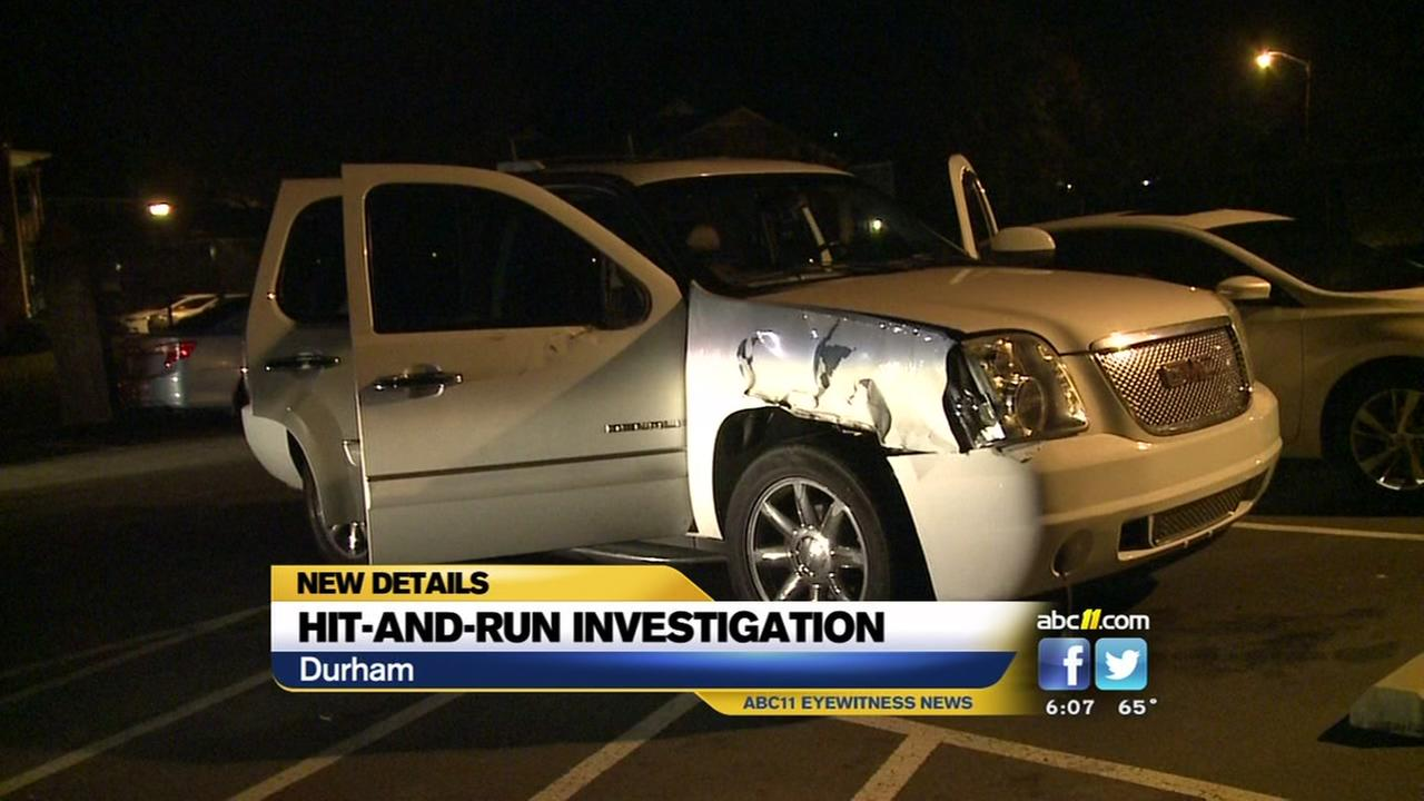 2 men injured in hit-and-run in Durham