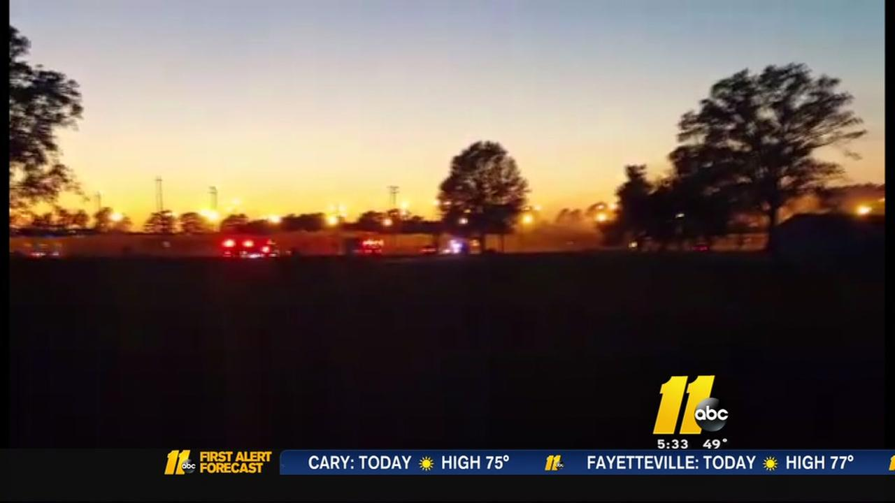 Part of Goldsboro correctional facility evacuated after riot
