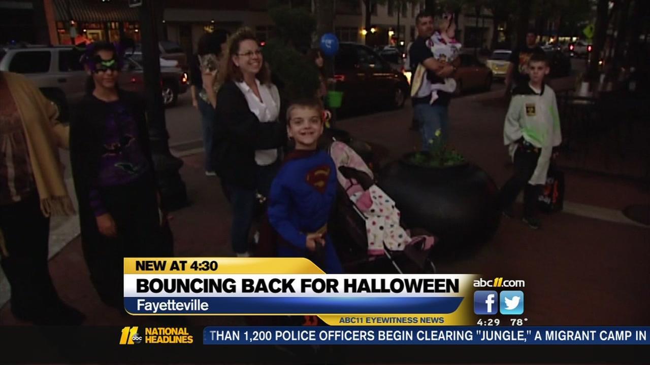 Fayetteville Halloween