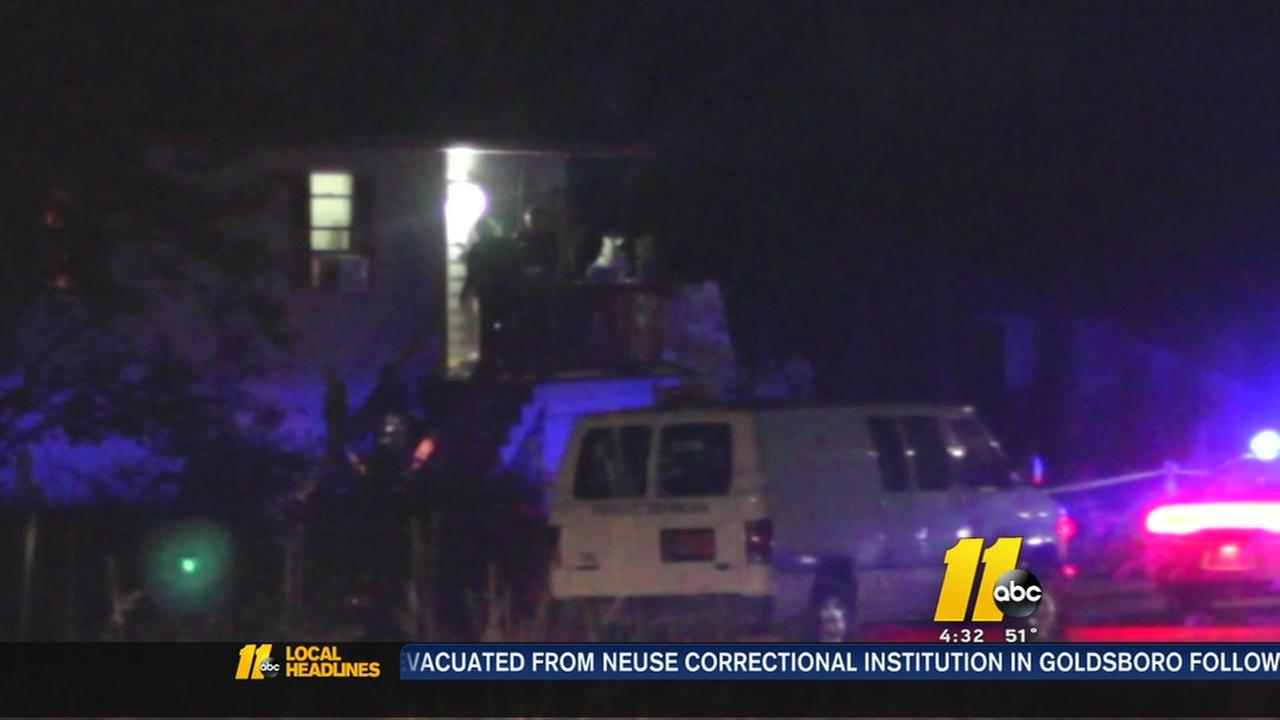 Man shot in Fayetteville home invasion