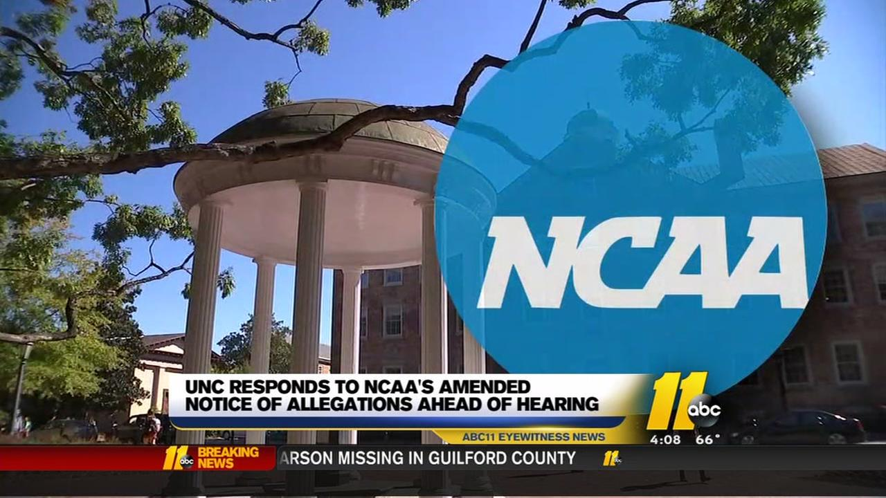 UNC Academic Scandal
