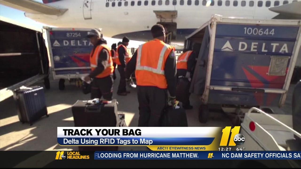 Delta Track Your Bag