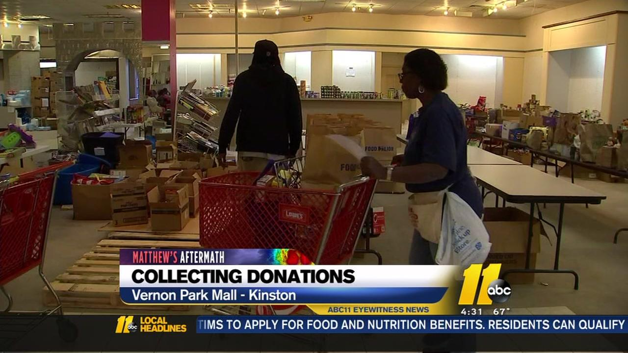 Kinston Donation Center