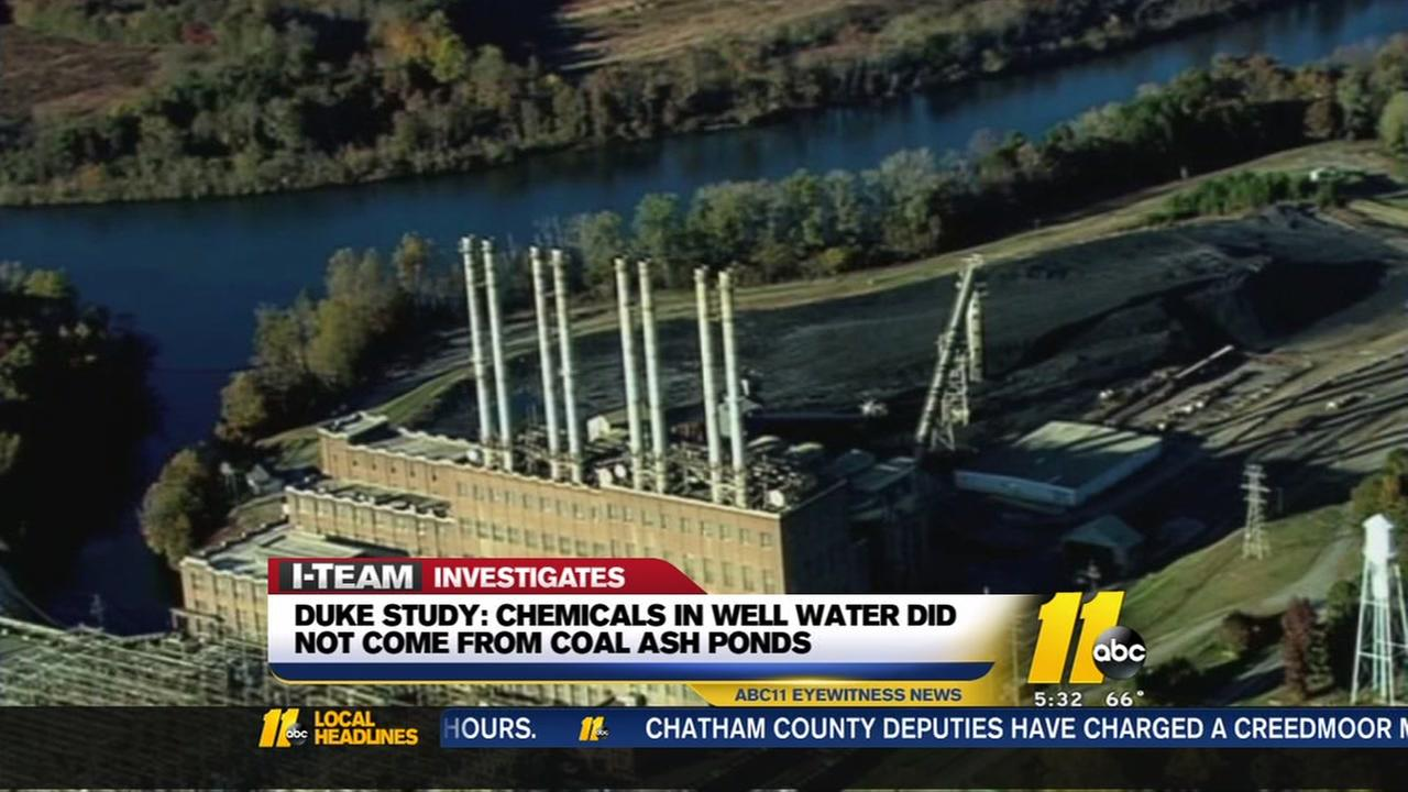 Study: Coal ash not culprit for cancer-causing contaminant