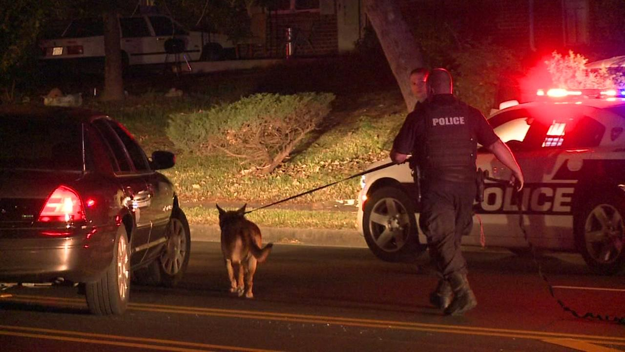 Durham police chase carjacking suspects